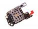 02352PAV - Płytka z czytnikiem karty SIM oraz mikrofonem Huawei P30 Pro (oryginalna)
