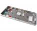 1278-5729 - Ramka obudowy Sony D5503 Xperia Z1 Compact - biała (oryginalna)