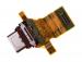 1305-6132, U50062351 - Taśma ze złączem USB Sony G8141 Xperia XZ Premium/ G8142 Xperia XZ Premium Dual SIM (oryginalna)