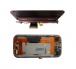 6490131 - Szyny (kompletne) z taśmą Nokia N97mini - bordowe (oryginalne)
