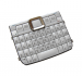 9794656 - Klawiatura Italian Nokia E71 - biała (oryginalna)