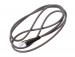 C002550002400 - Kabel do panelu sterowania Xiaomi Mi Electric Scooter M365 - czarny (oryginalny)