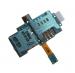 GH59-09495A - Czytnik karty SIM i pamięci Samsung I9000 Galaxy S/ I9001 Galaxy S Plus (oryginalny)