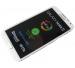 GH97-14114A - Obudowa przednia z ekranem dotykowym i wyświetlaczem LCD Samsung N7105 Galaxy Note II LTE - biała (oryginalna)