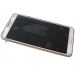 GH97-15209E - Obudowa przednia z ekranem dotykowym i wyświetlaczem LCD Samsung N9005 Galaxy Note III - biało złota (oryginalna)