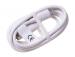 M410 - Kabel USB HTC DC M410 - biały (oryginalny)