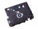 Obudowa kamery Alcatel OT 5052D One Touch 3 Dual SIM - czarna (oryginalna)