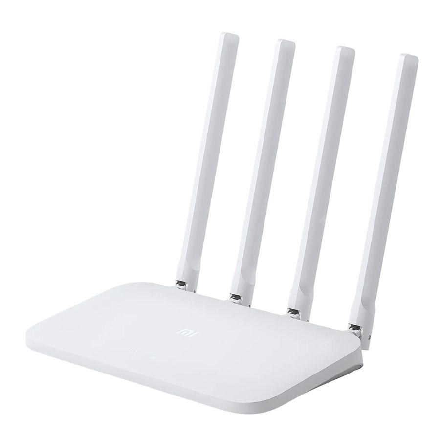 Router Wi-Fi Xiaomi Mi Router 4C (300Mb/s b/g/n) - biały