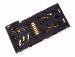 U50046782, 1299-2861 - Czytnik SIM 3w2 Sony F8131 Xperia X Performance/ F8132 Xperia X Performance Dual/ F8331 Xperia XZ/ F8332 Xperia XZ Dual SIM/ H8324 Xperia XZ2 Compact (oryginalny)