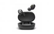 Zestaw słuchawkowy bezprzewodowy Xiaomi Mi True Wireless Earbuds Basic 2 - kolor czarny